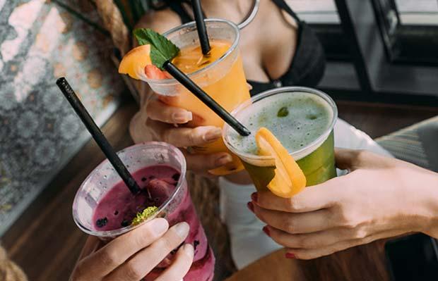 Juice cheers